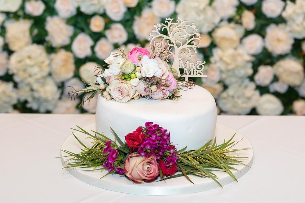 Wedding Photography Melbourne cake Cara