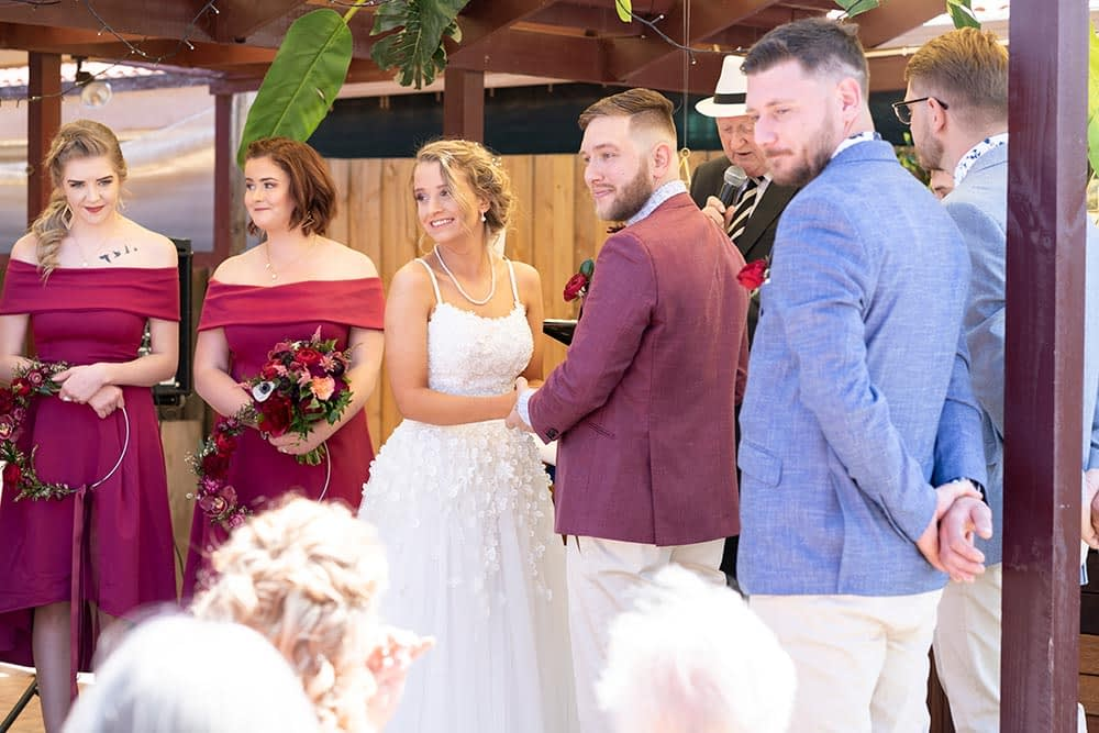 Wedding photography Melbourne Kaityln Levi ceremony 04