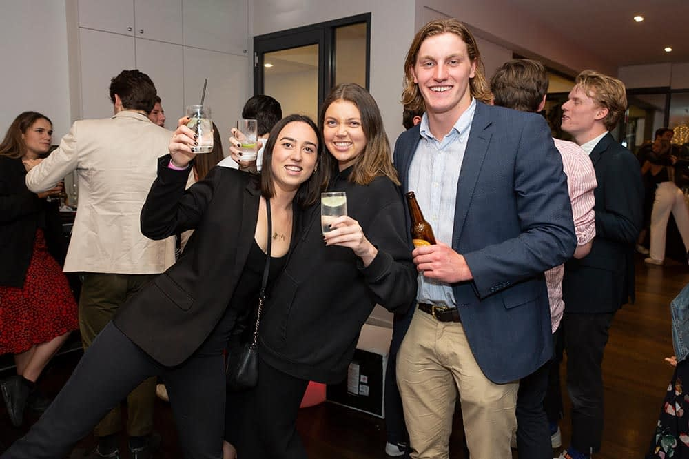 event photography Melbourne 21st birthday Party clare 13