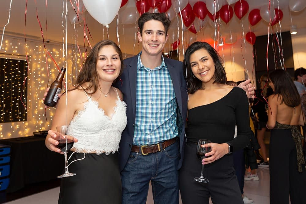 event photography Melbourne 21st birthday Party clare 24