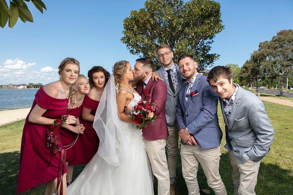 Wedding photography Melbourne Kaityln Levi locatoion photos 04