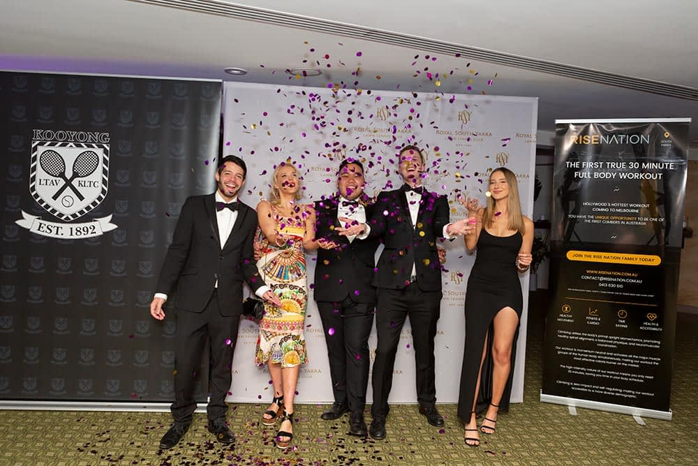 Event photography Melbourne function end of year Kooyong 17