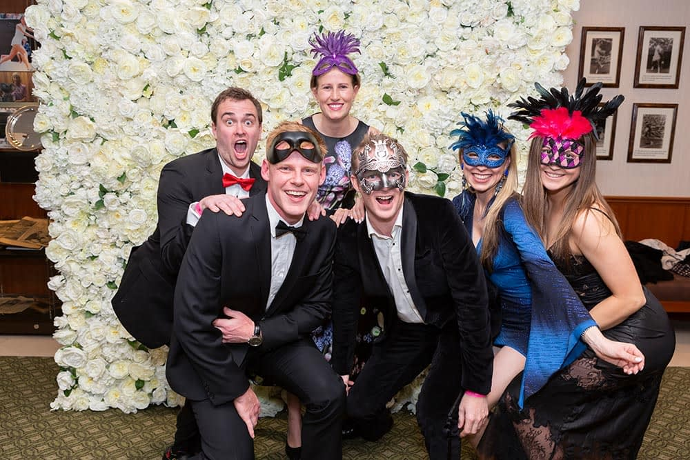 Event photography Melbourne function end of year Kooyong 12