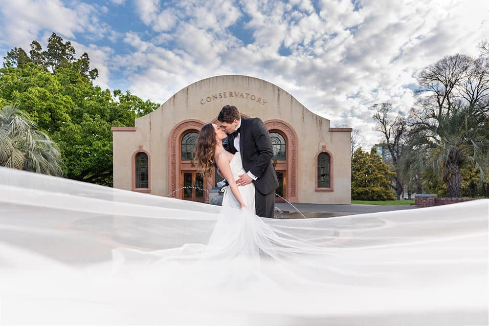 Wedding photography Melbourne Fitzroy gardens Step Garard 07