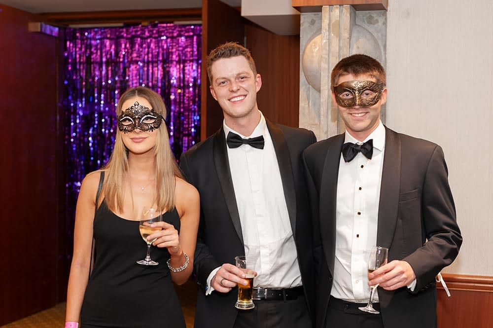 Event photography Melbourne function end of year Kooyong 21