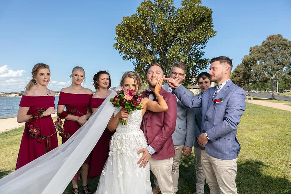 Wedding photography Melbourne Kaityln Levi locatoion photos 03