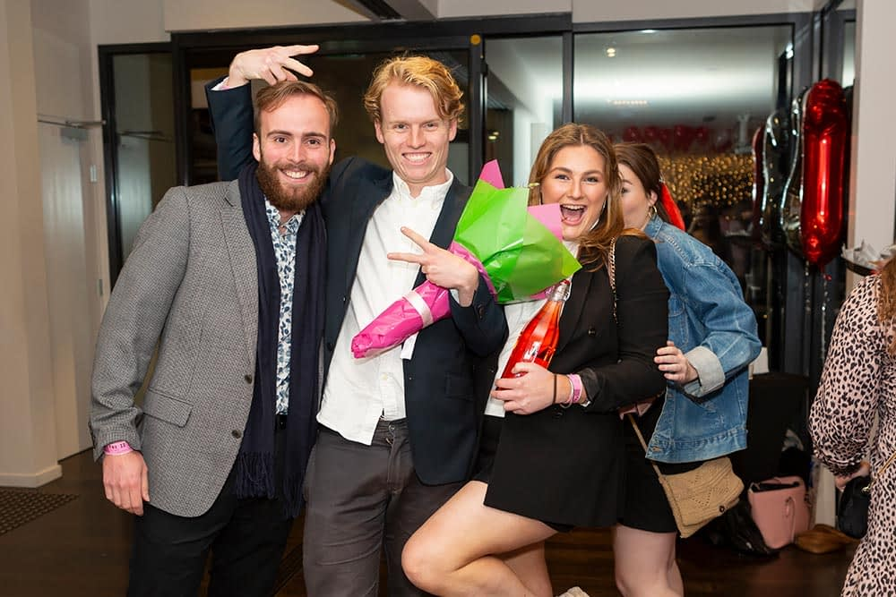 event photography Melbourne 21st birthday Party clare 08