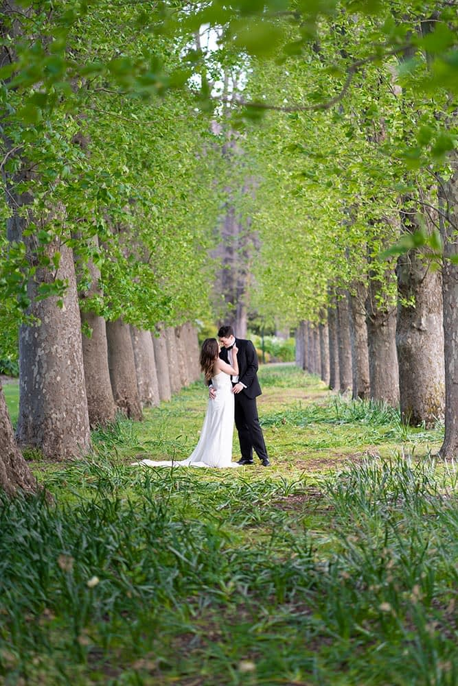 Wedding photography Melbourne Fitzroy gardens Step Garard 02
