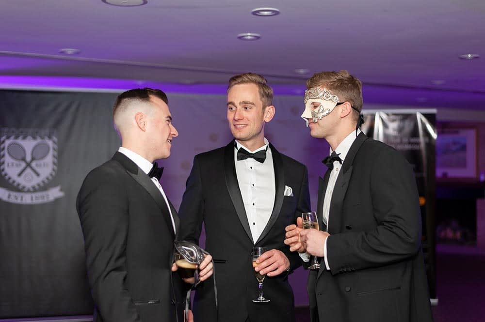 Event photography Melbourne function end of year Kooyong 23