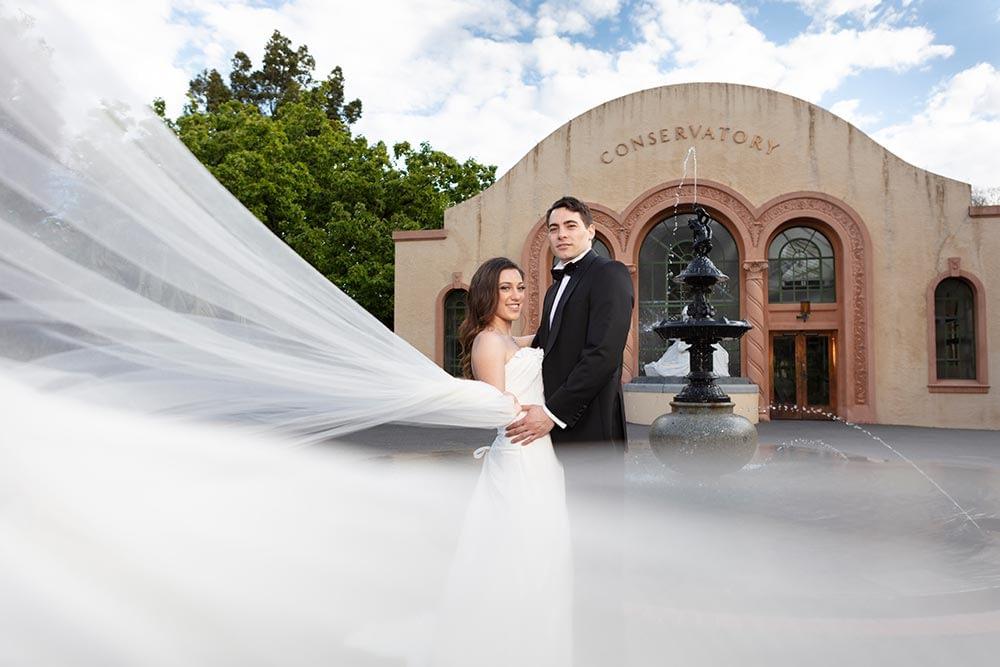 Wedding photography Melbourne Fitzroy gardens Step Garard 10