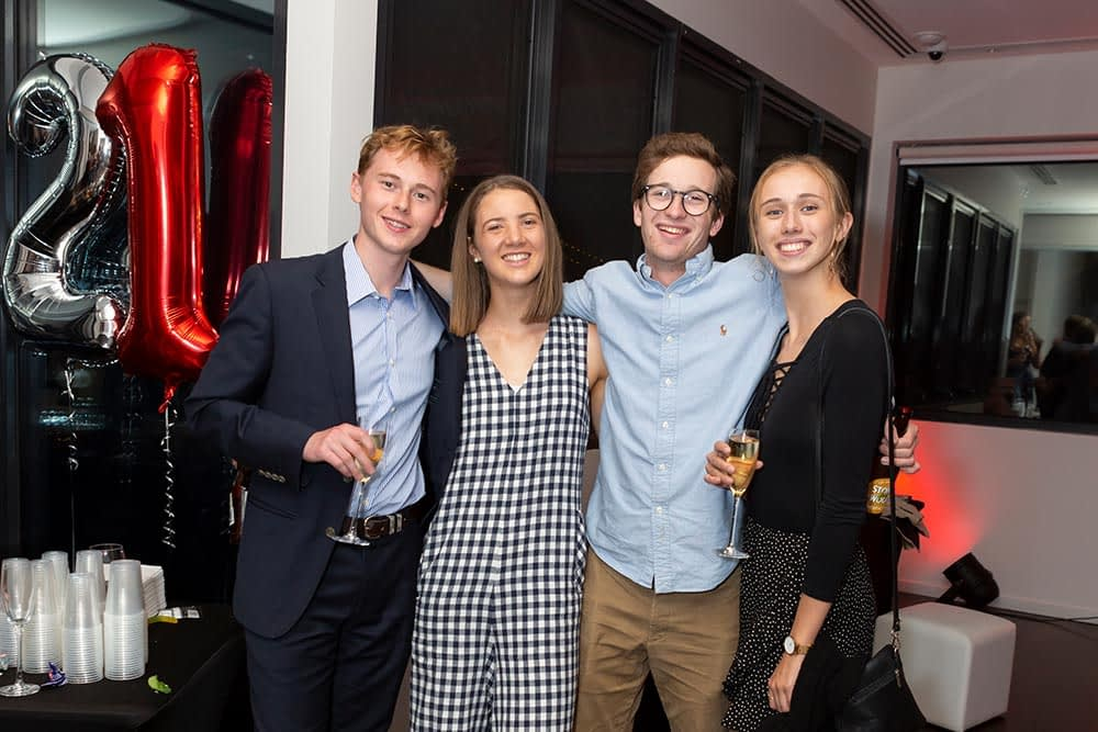 event photography Melbourne 21st birthday Party clare 17
