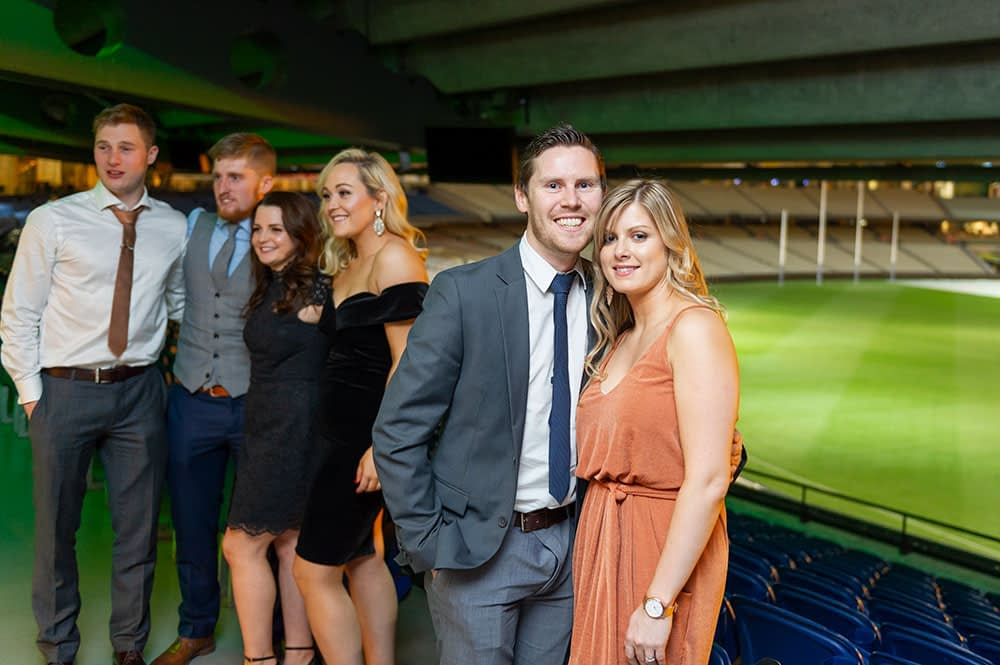 event photography Melbourne End of Year Ball MCG Pearses 10