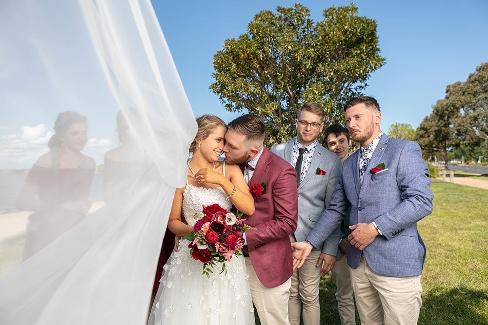 Wedding photography Melbourne Kaityln Levi locatoion photos 02