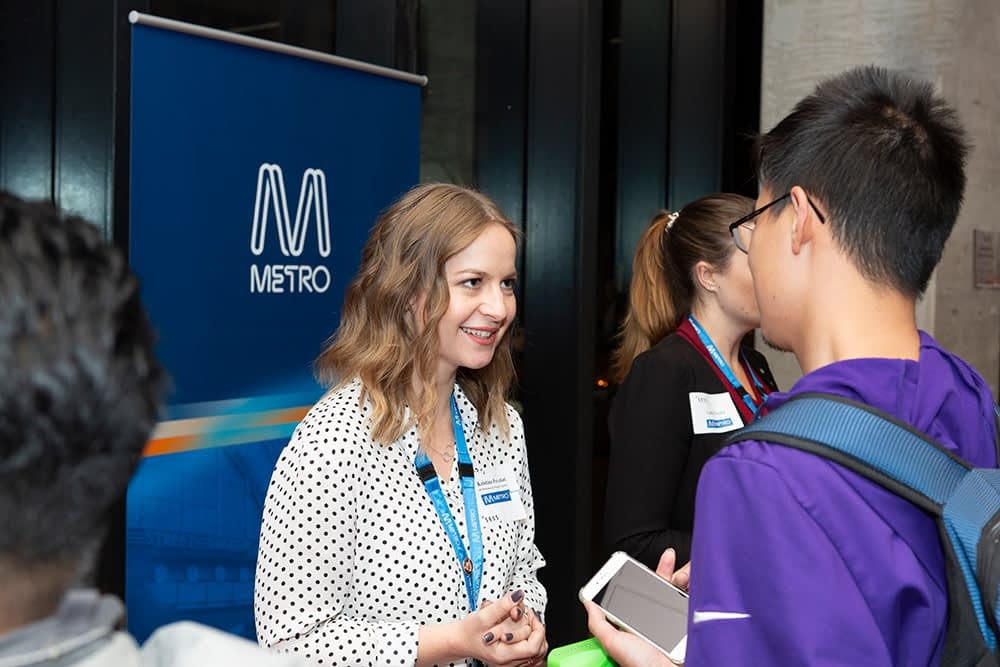 Event photography Melbourne function Metro 01