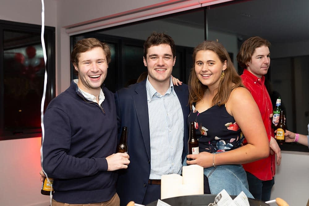 event photography Melbourne 21st birthday Party clare 19