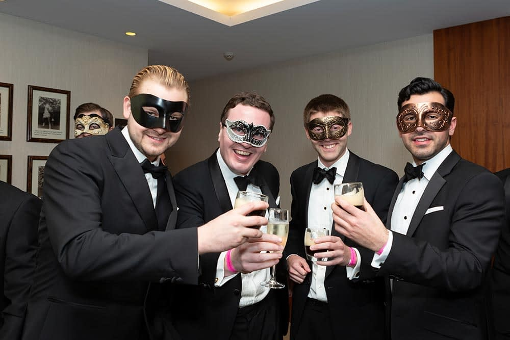 Event photography Melbourne function end of year Kooyong 10