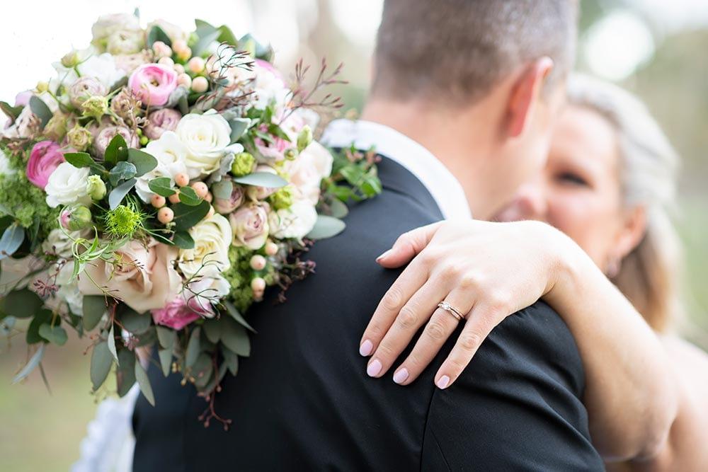 Wedding Photography Melbourne bride groom closeup portrait Cara