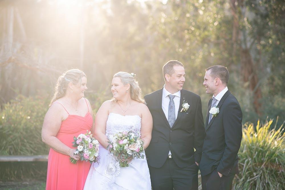 Wedding Photography Melbourne bride groom bridesmains Cara