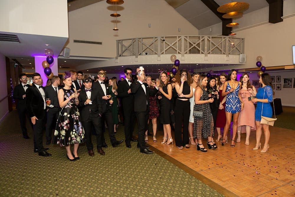 Event photography Melbourne function end of year Kooyong 13