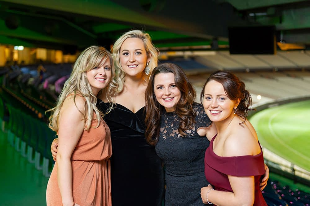 event photography Melbourne End of Year Ball MCG Pearses 11