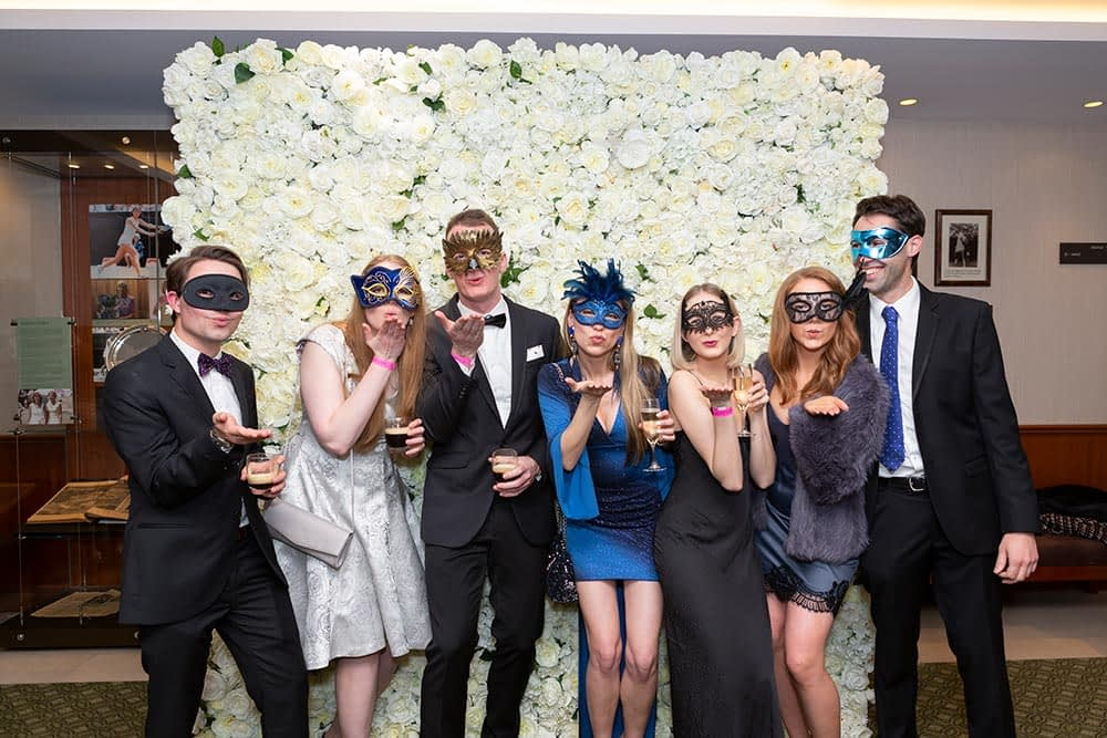 Event photography Melbourne function end of year Kooyong 09